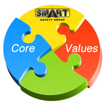 SMART Safety Group Core Values