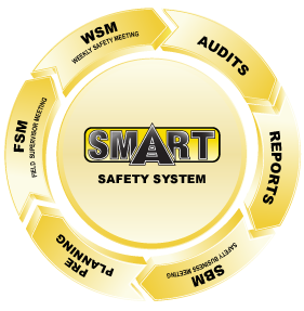 SMART Safety Group Safety System