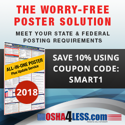 Avoid Hefty Fines & Lawsuits with Our Worry Free Poster Solution